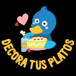 Decora tus platos